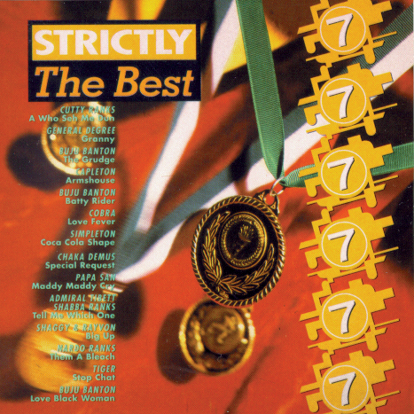 Strictly The Best Vol 7 Vp Records