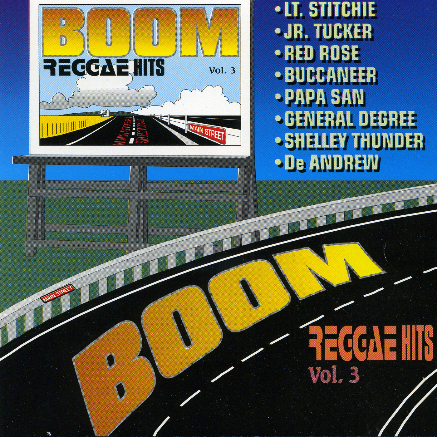 Boom Reggae Hits Vol. 3