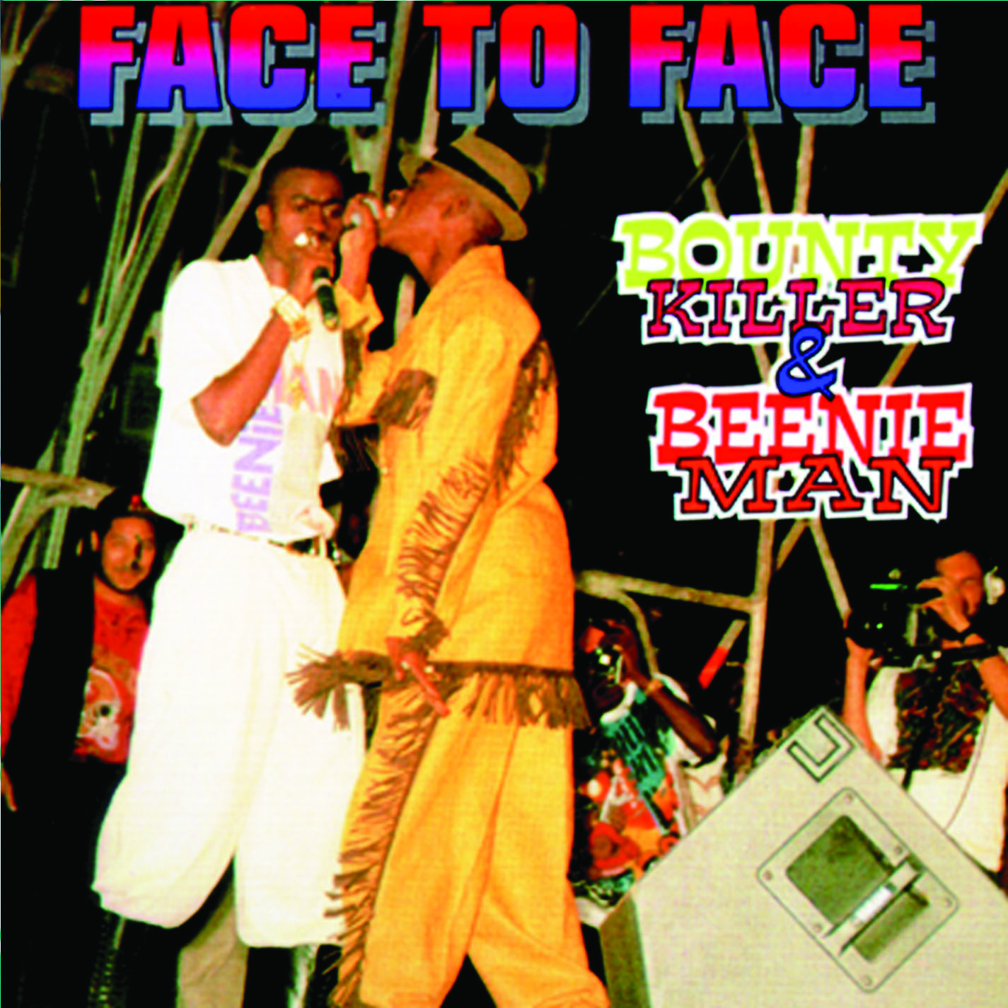 Bounty Killer and Beenie Man – Face To Face