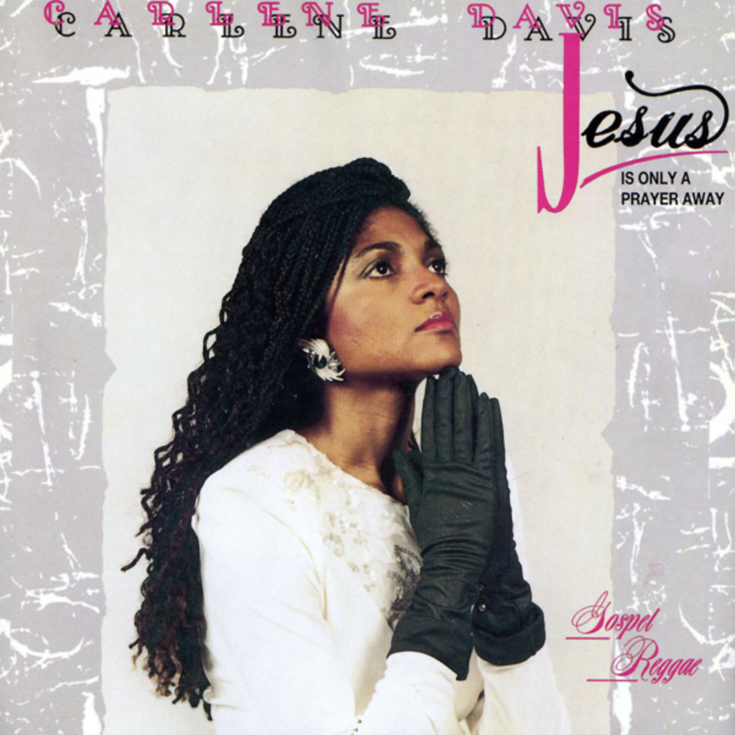 Carlene Davis – Jesus Is Only A Prayer Away