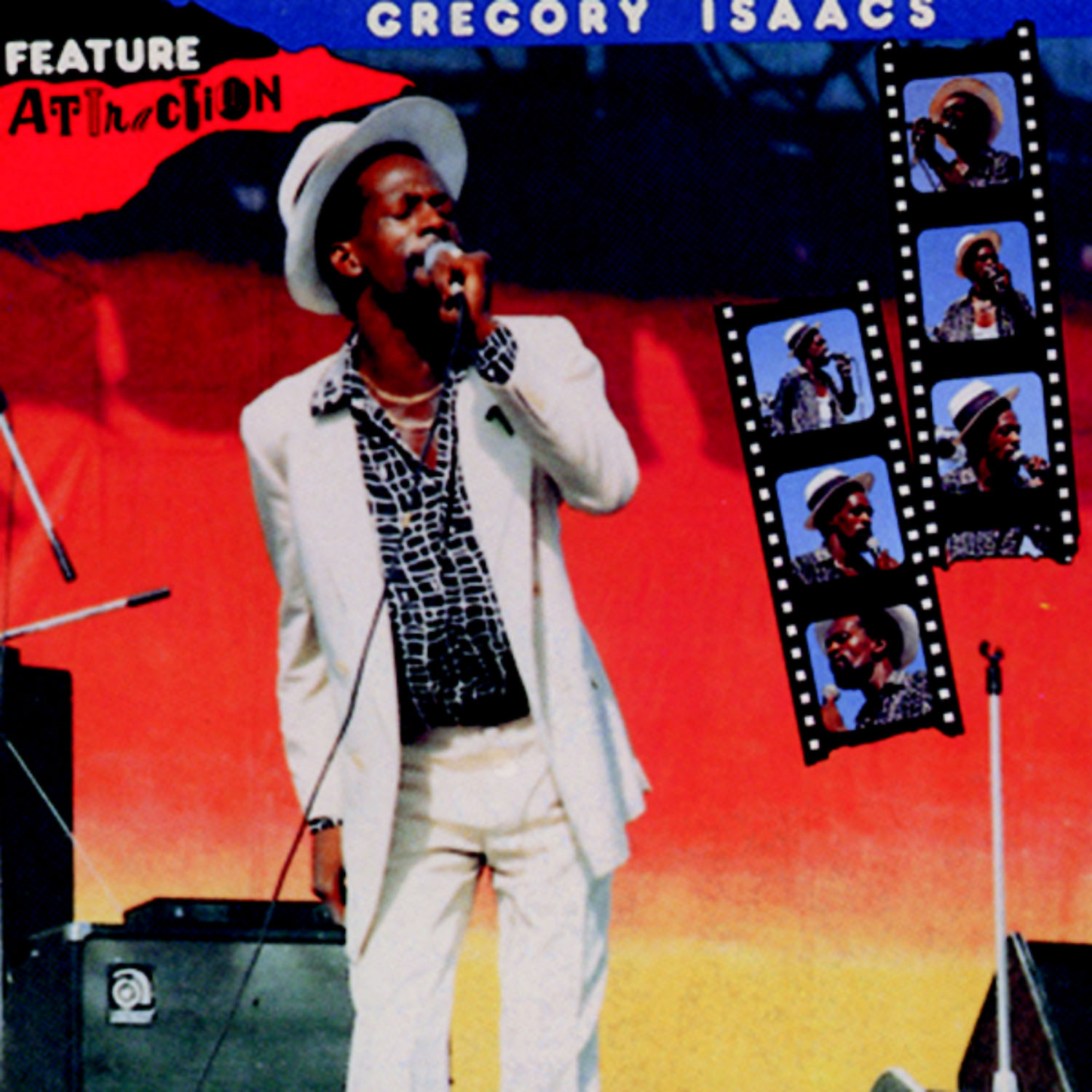 Gregory Isaacs – Feature Attraction
