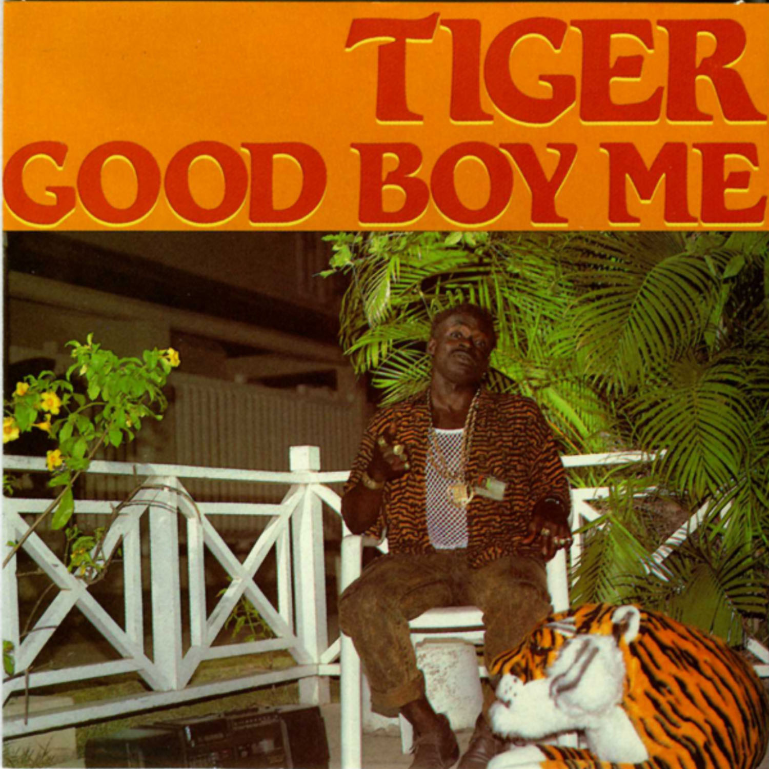 Tiger – Good Boy Me