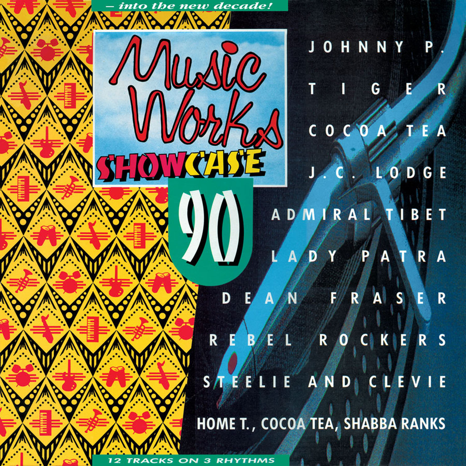 Music Works Showcase 90