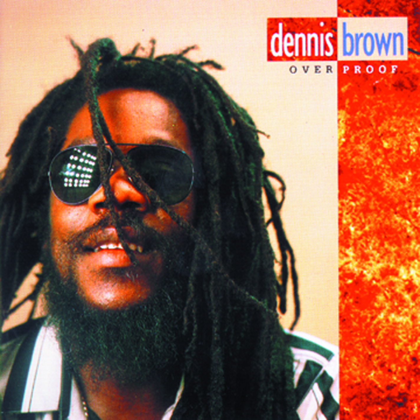 Dennis Brown Over Proof Vp Records