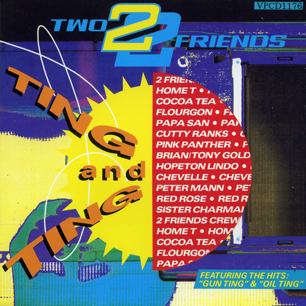 Two Friends -Ting and Ting