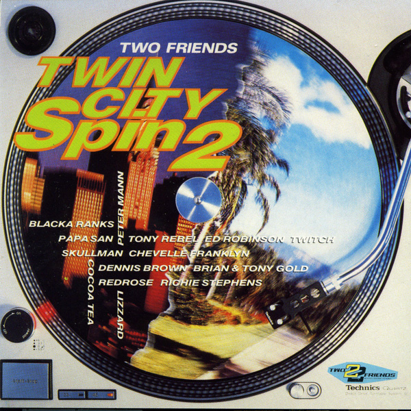Two Friends – Twin City Spin 2