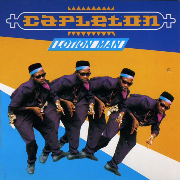 Capleton – Lotion Man