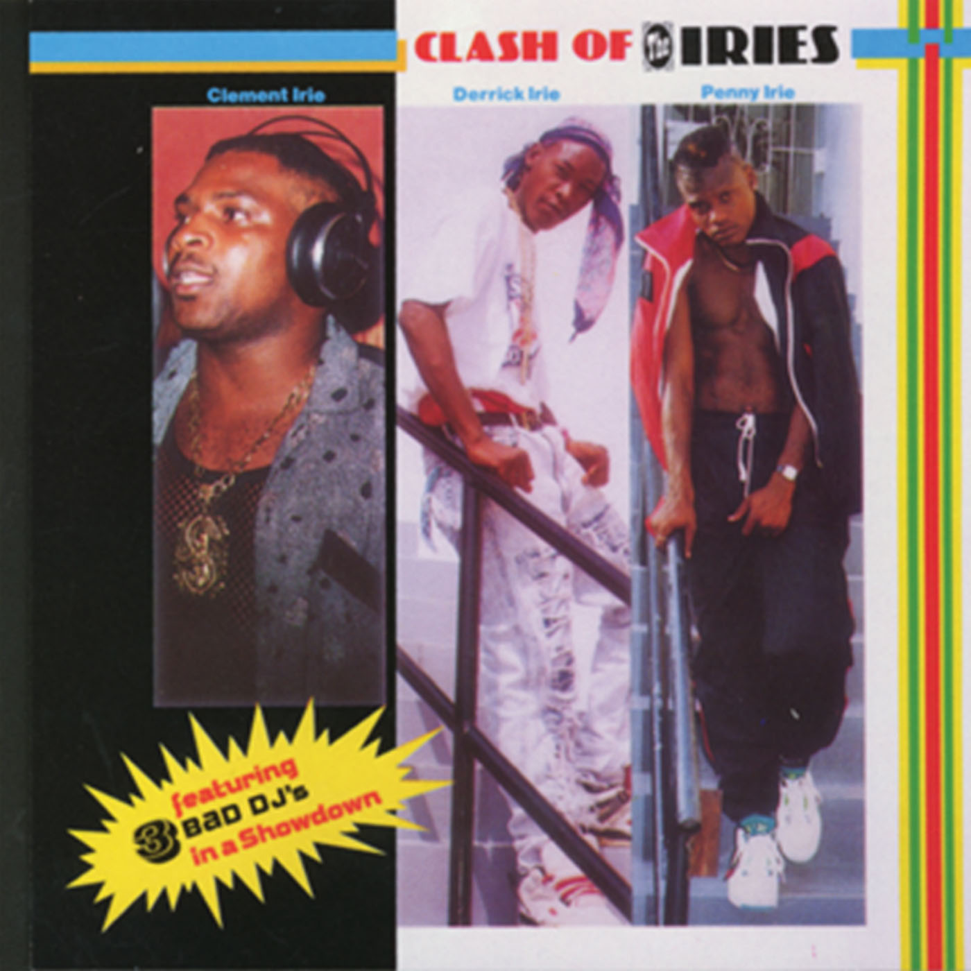 Clement Irie, Derrick Irie, Penny Irie – Clash Of The Iries
