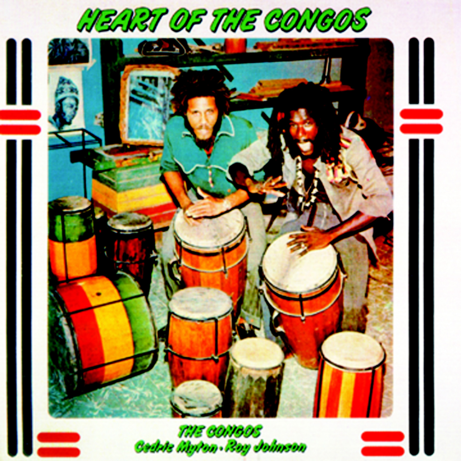 The Congos – Heart Of The Congos