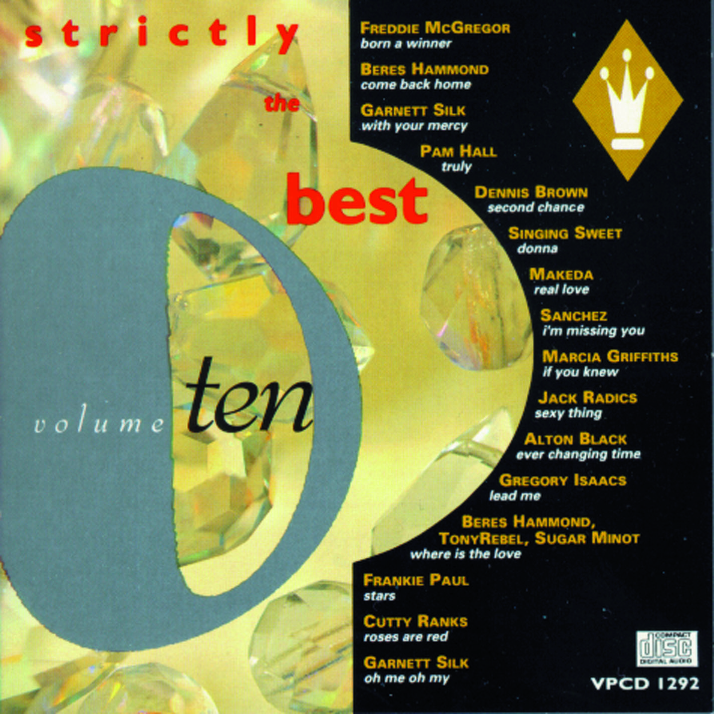Strictly The Best Vol. 10