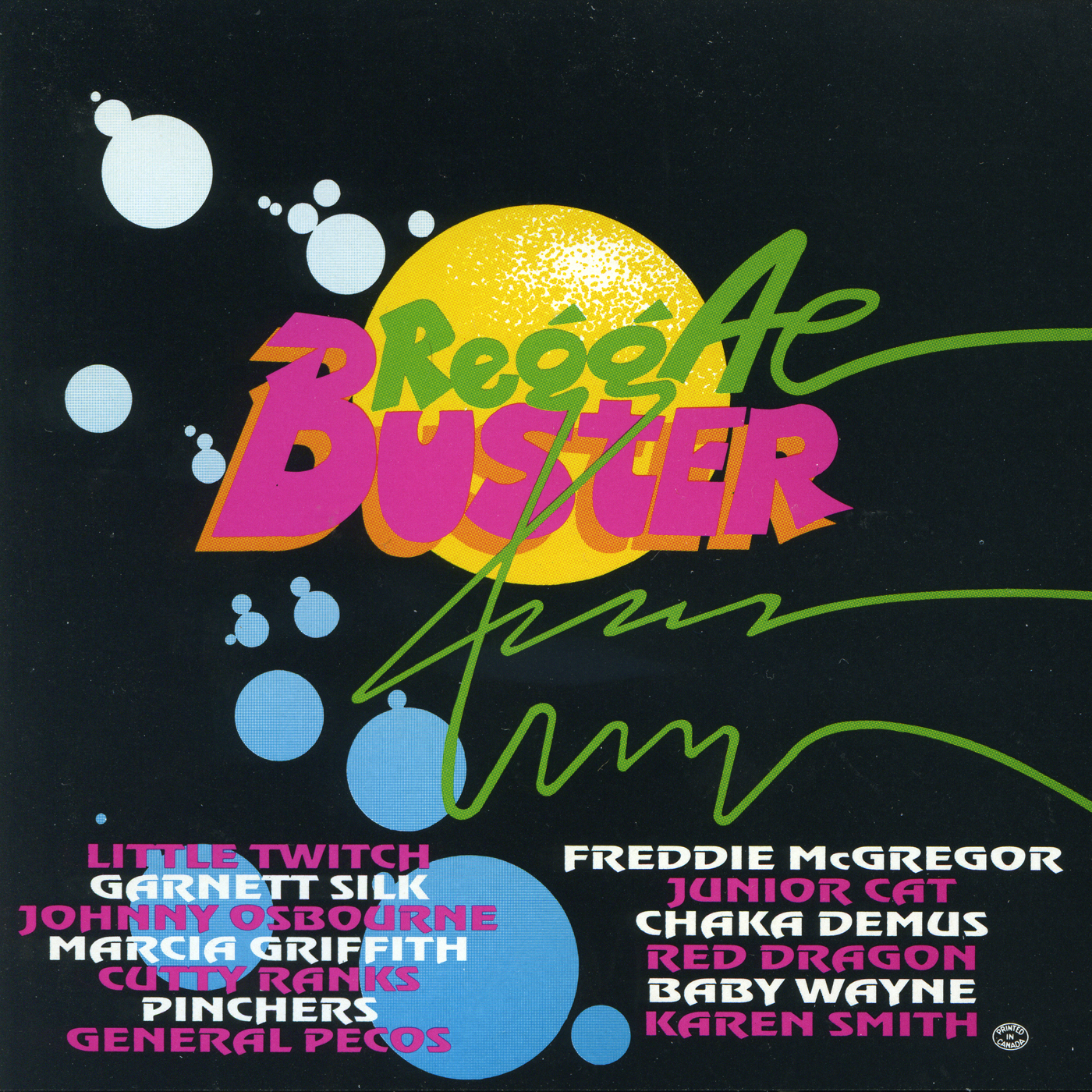 Various Artists – Reggae Buster