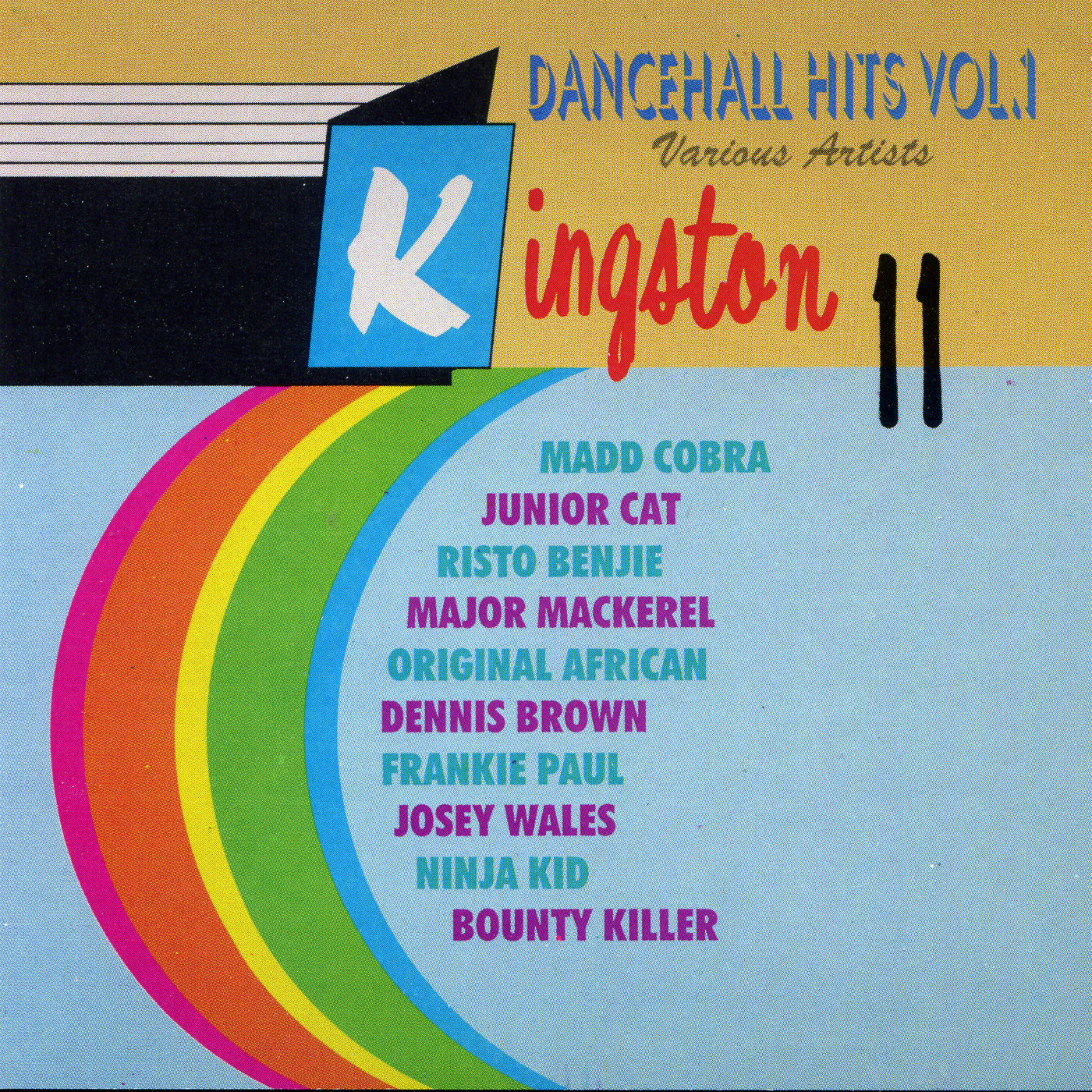 Kingston 11 Dancehall Hits Vol. 1