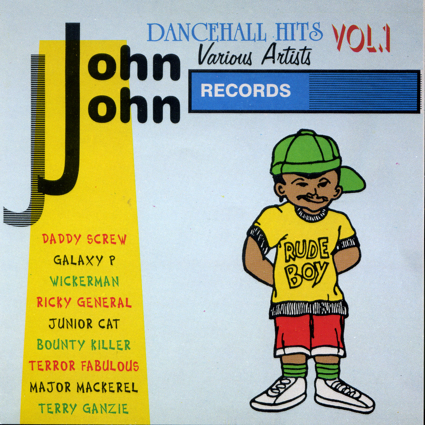 John John Dancehall Hits Vol. 1