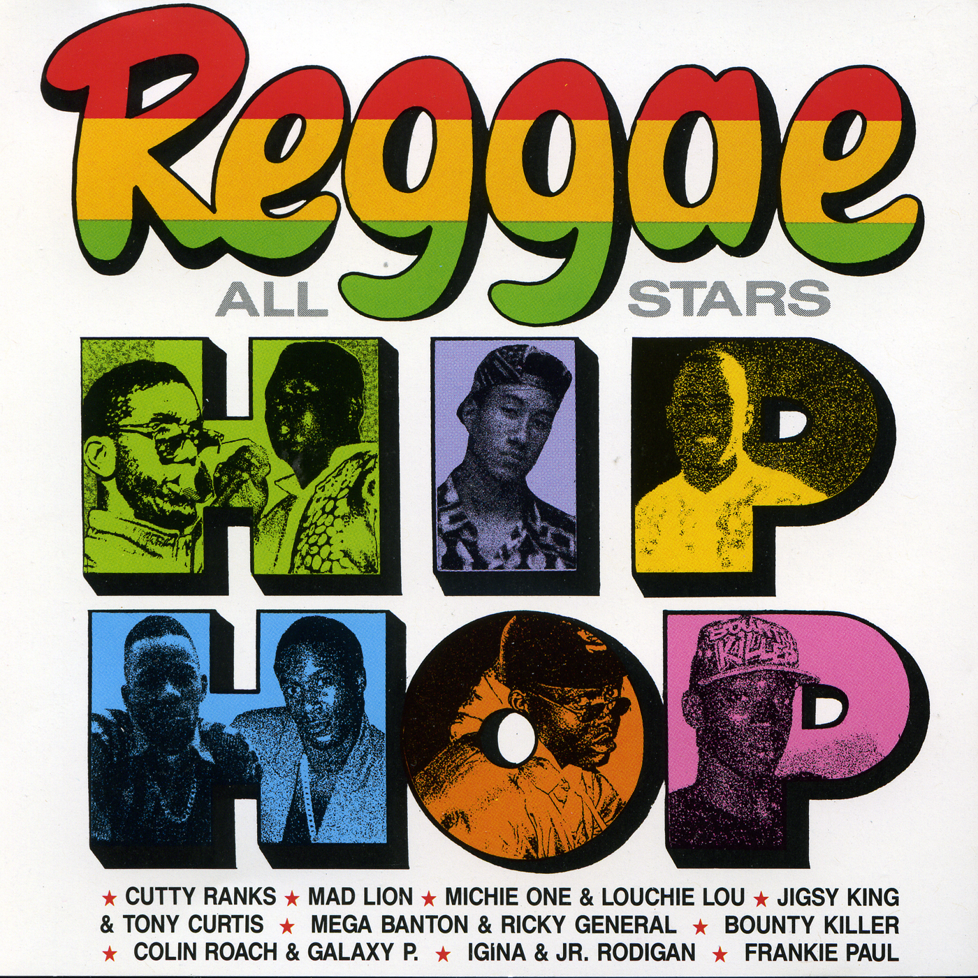 Reggae All-Stars Hip Hop