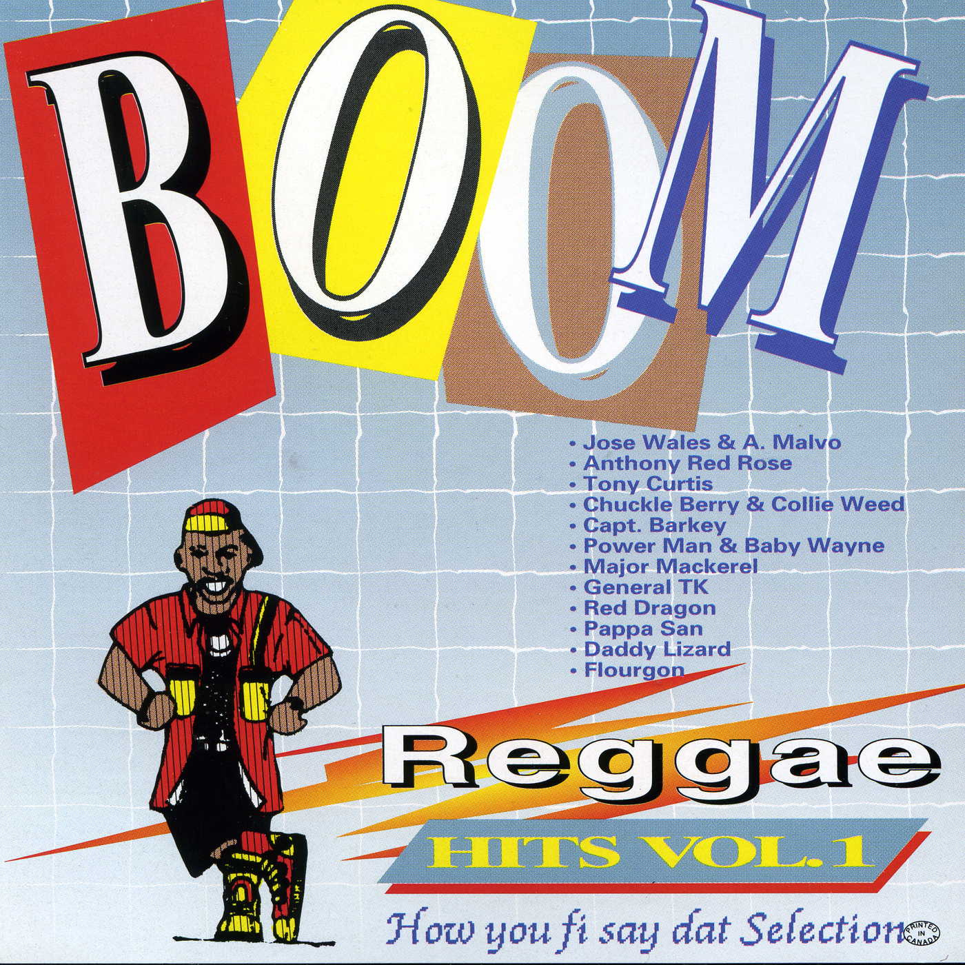 Boom Reggae Hits Vol. 1