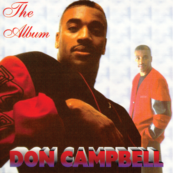 Don Campbell The Album Vp Records