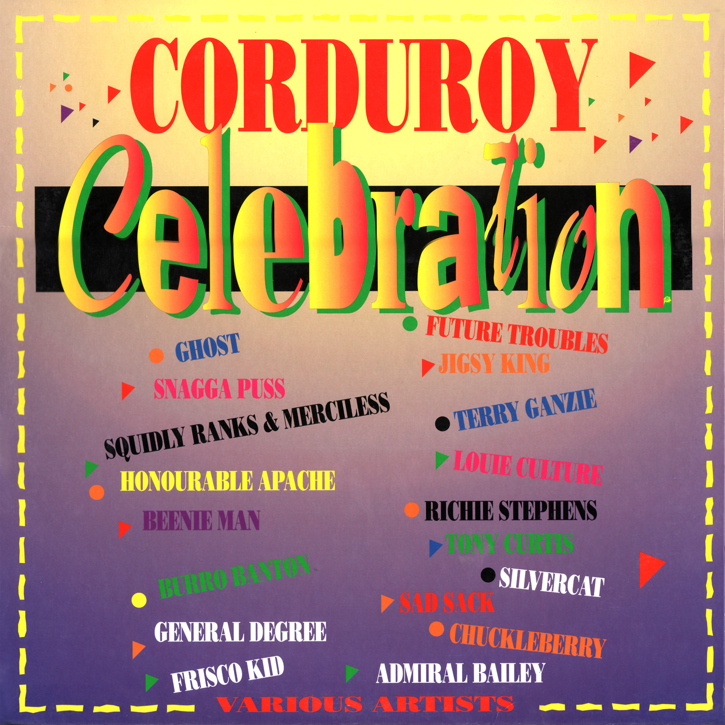 Corduroy Celebration