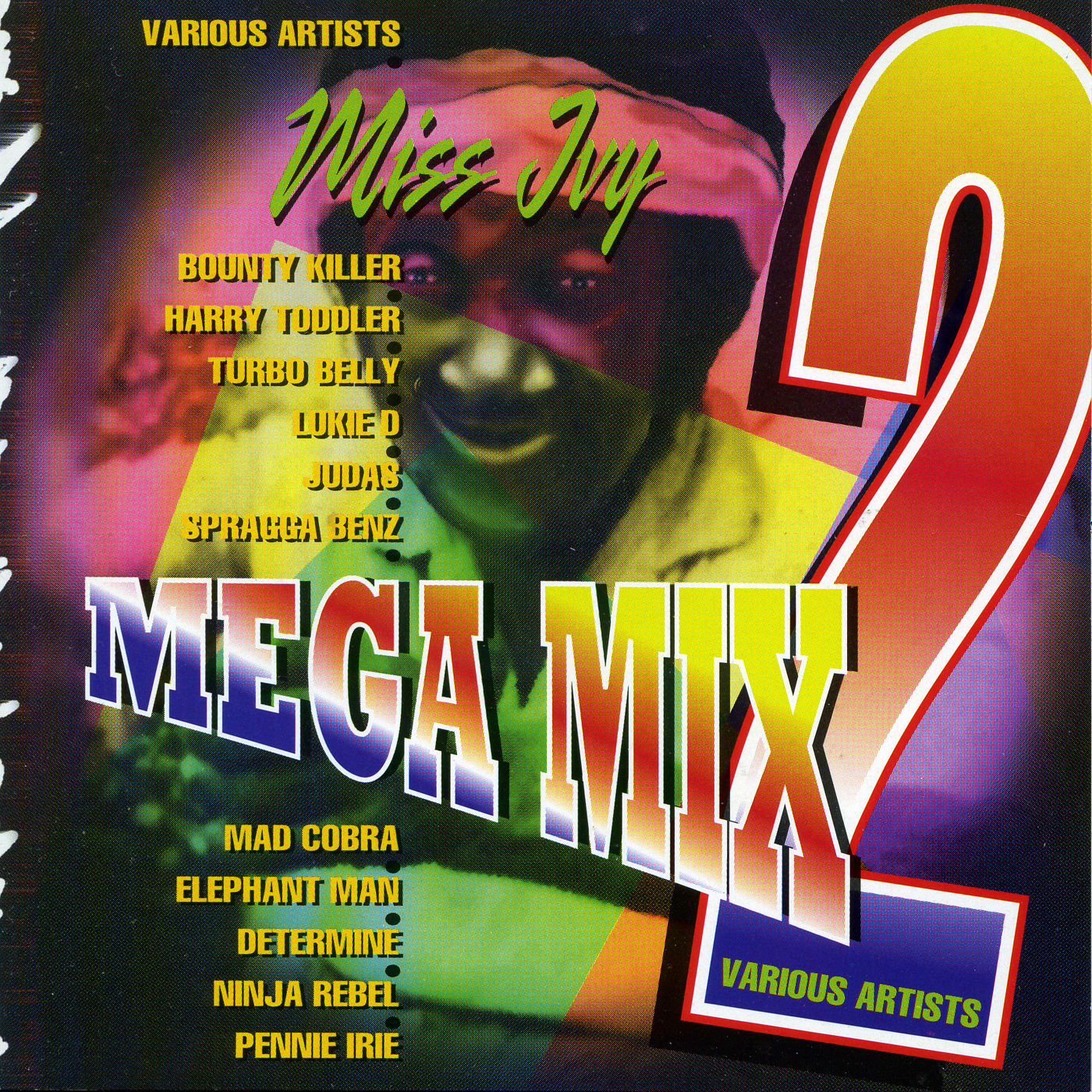 Miss Ivy Mega Mix Vol. 2