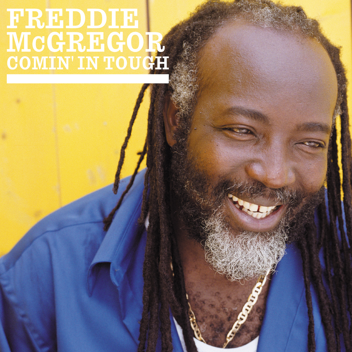 Freddie Mcgregor Comin In Tough Vp Records