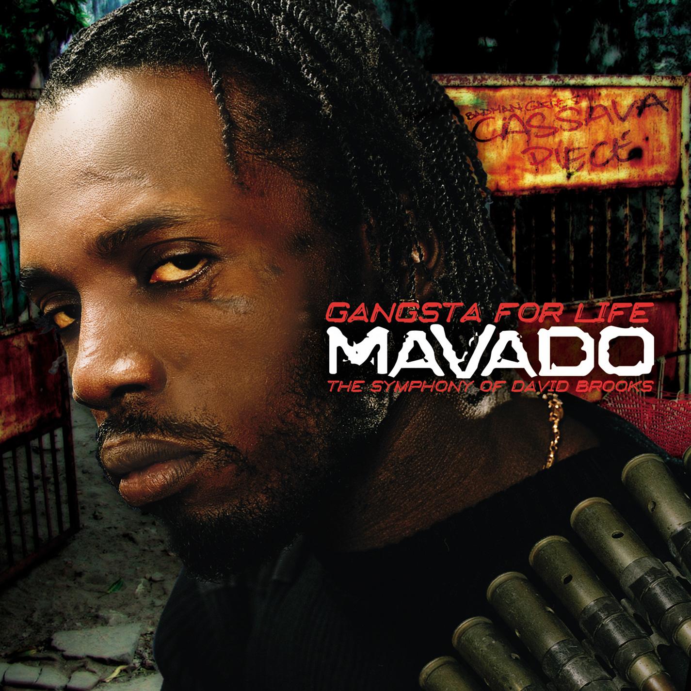 Mavado Gangsta For Life The Symphony Of David Brooks