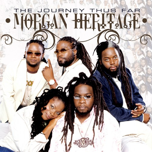 Morgan Heritage The Journey Thus Far Cd Dvd Vp Records
