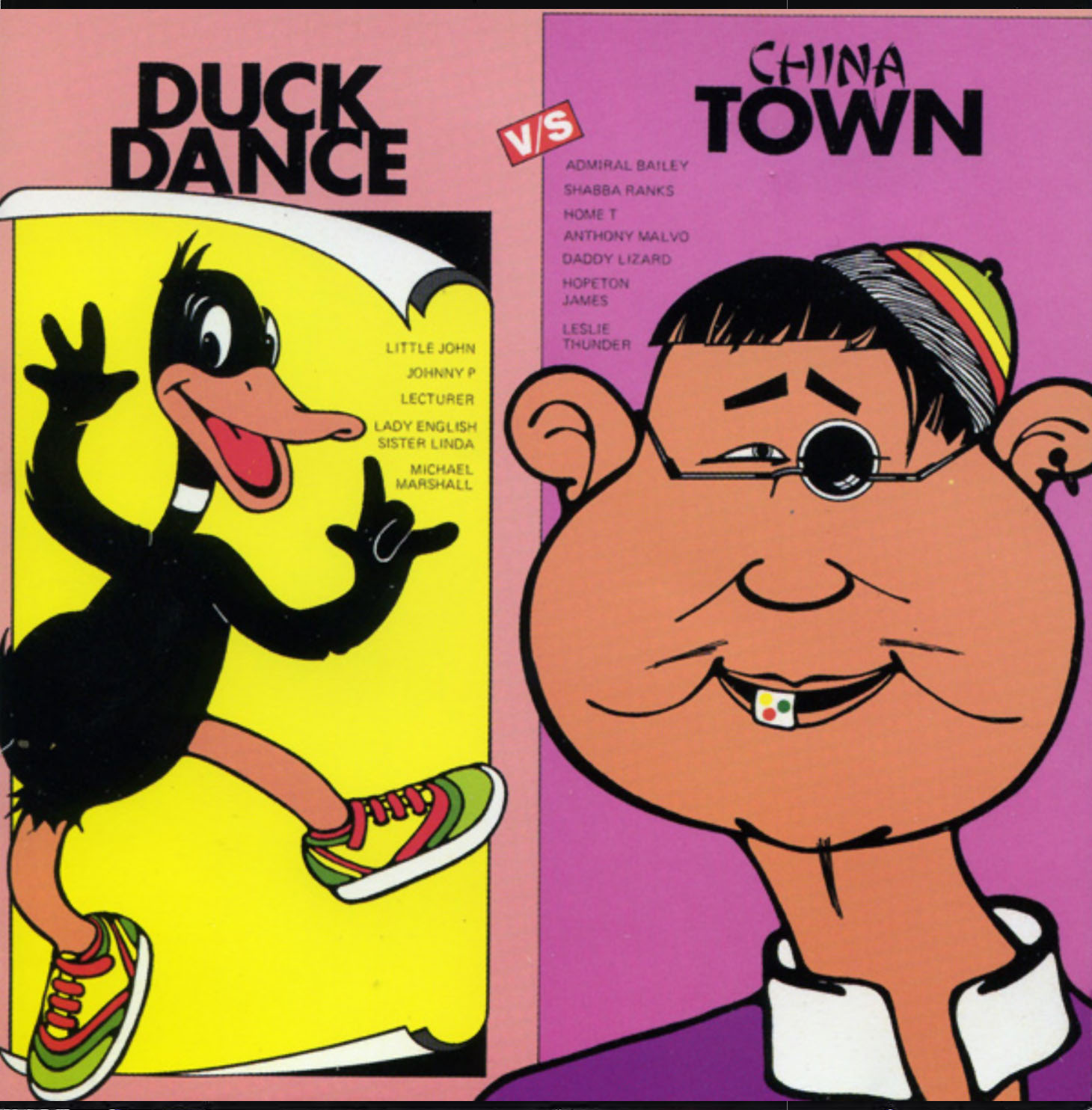 Duck Dance vs China Town – Duck Dance vs China Town