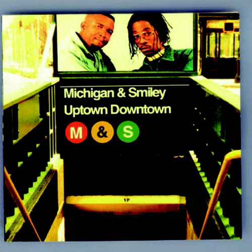Michigan and Smiley – Uptown Downtown