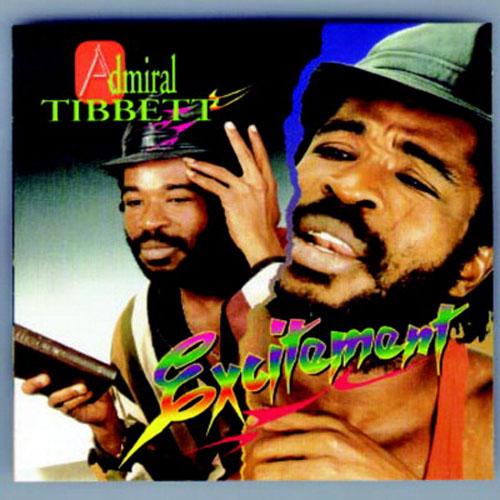 Admiral Tibbett – Excitement