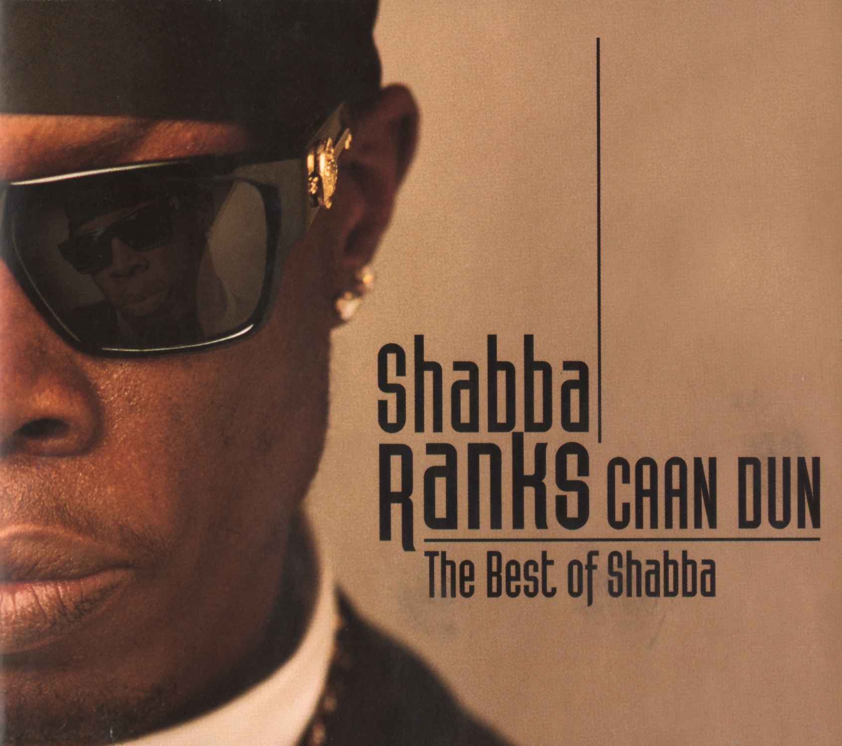 Shabba Ranks Caan Dun The Best Of Shabba Vp Records