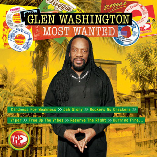 Glen Washington – Most Wanted