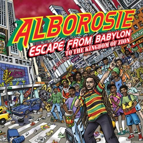 album escape from babylon alborosie
