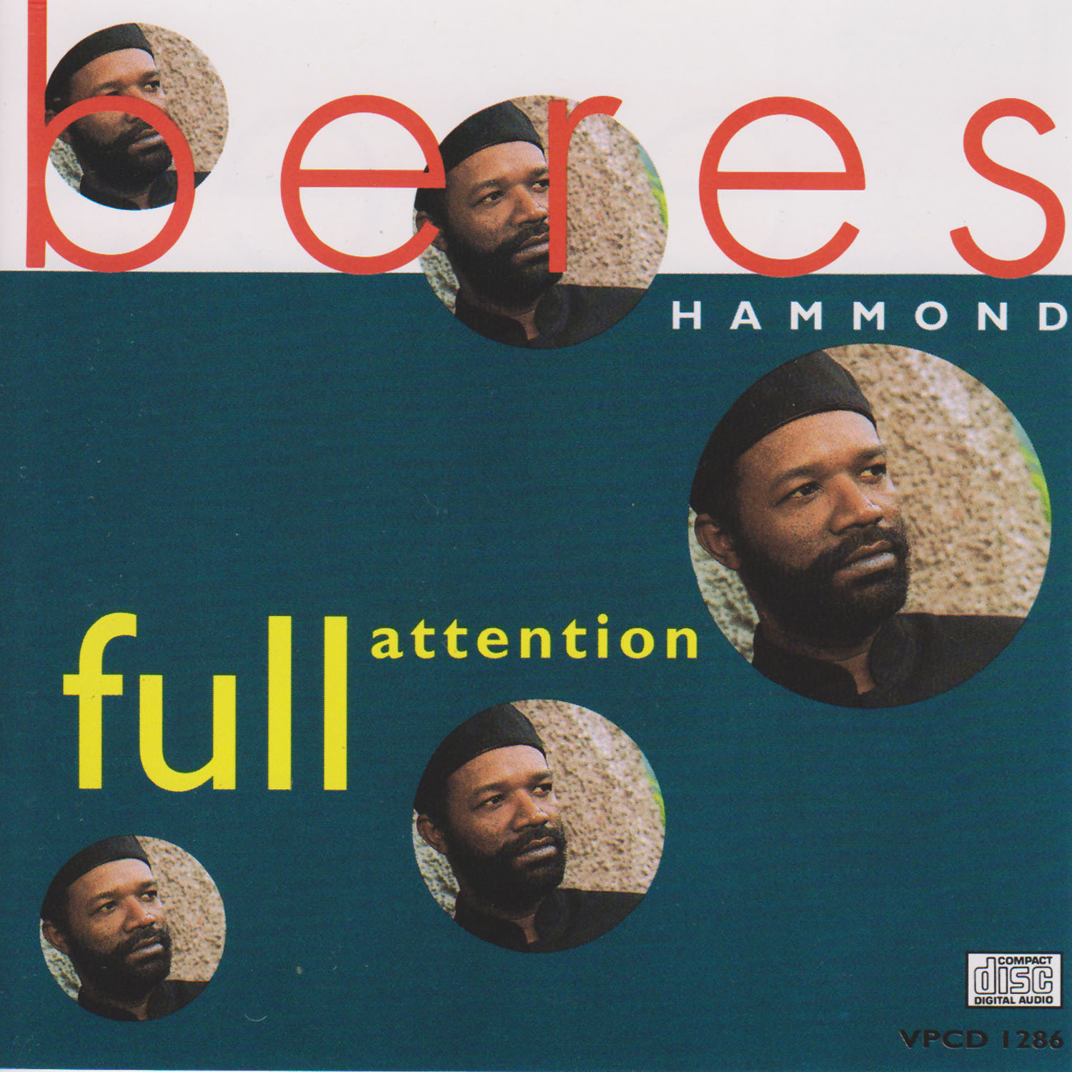 Beres Hammond – Full Attention