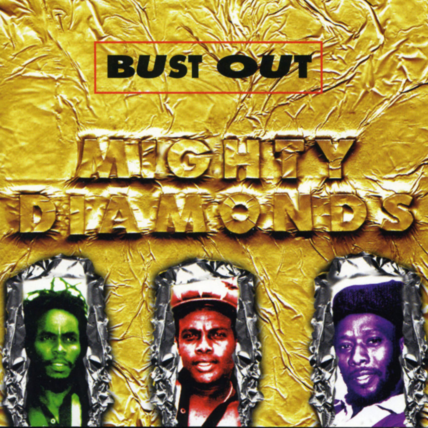 Mighty Diamonds – Bust Out