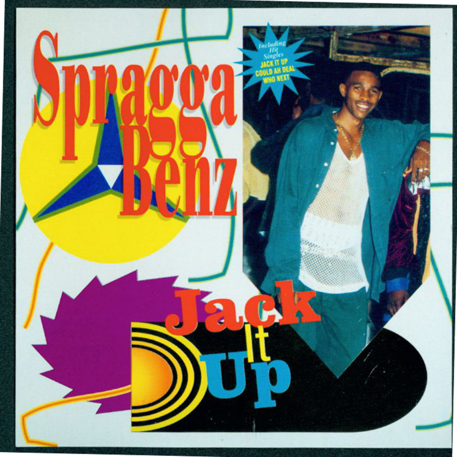 Spragga Benz – Jack It Up