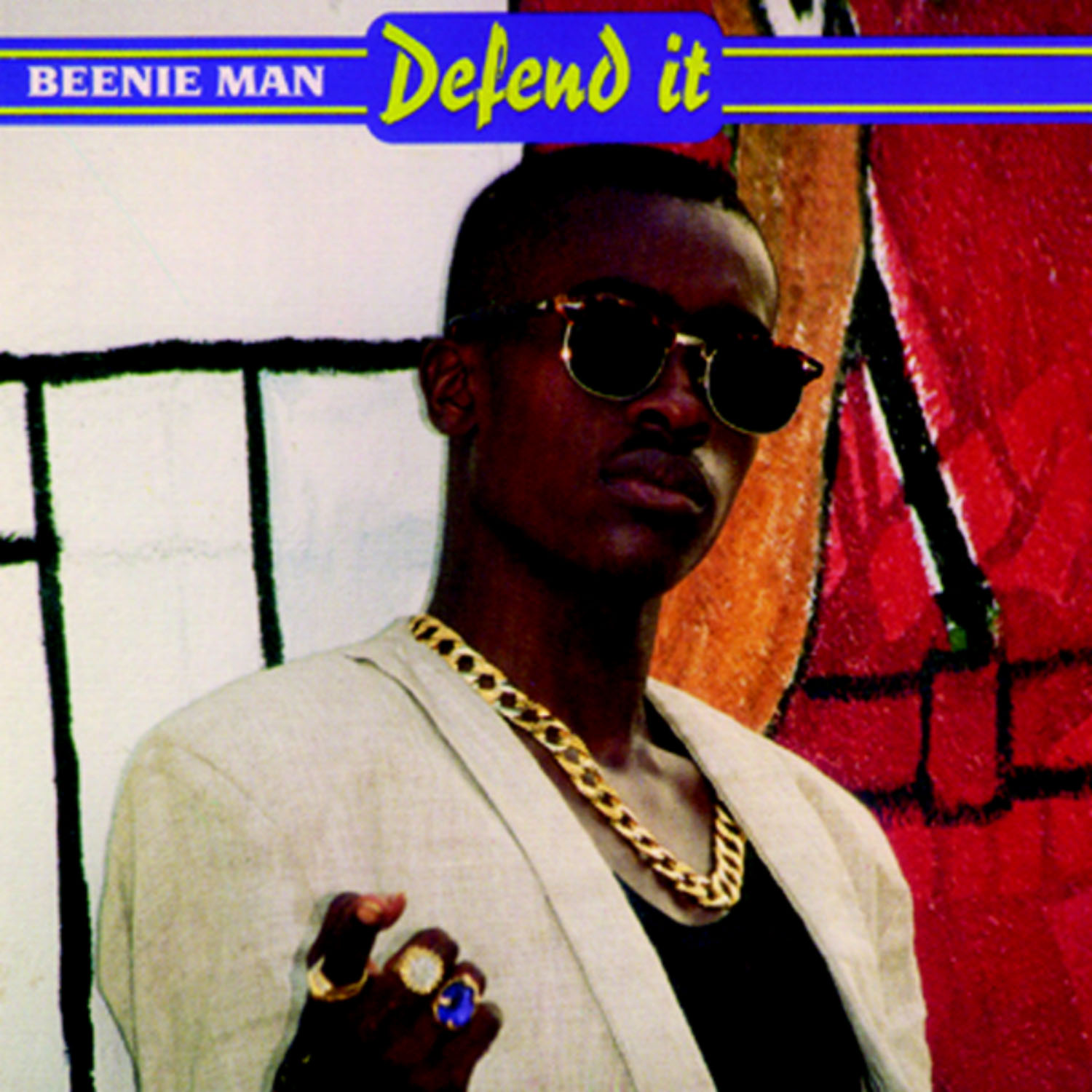Beenie Man – Defend It