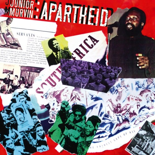Junior Murvin – Apartheid