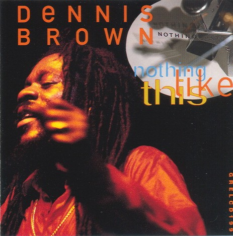 Dennis Brown Nothing Like This Vp Records