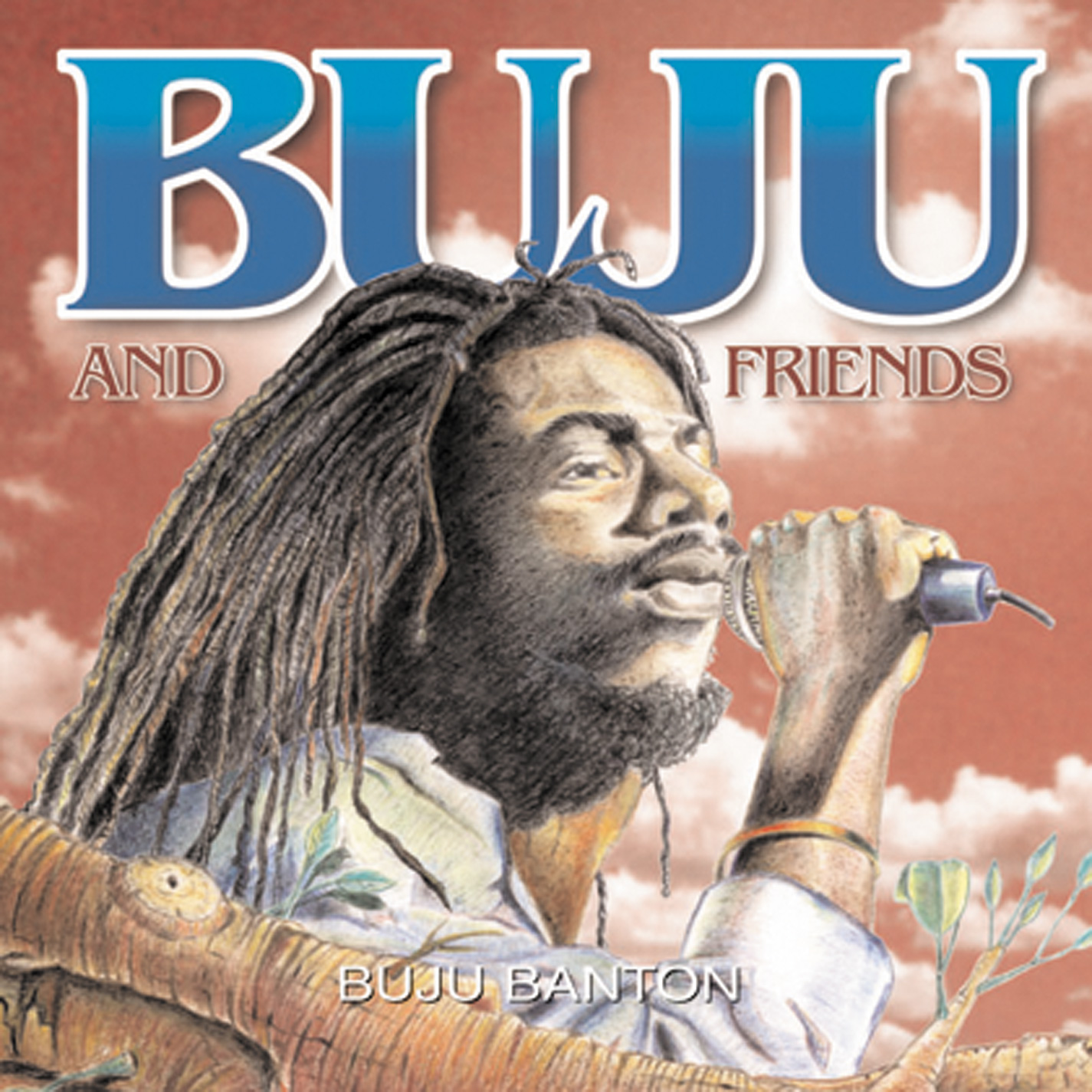 Buju Banton Buju And Friends Vp Records
