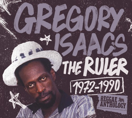 Reggae Anthology: Gregory Issacs – The Ruler (1972 – 1990) (2CDs/DVD)