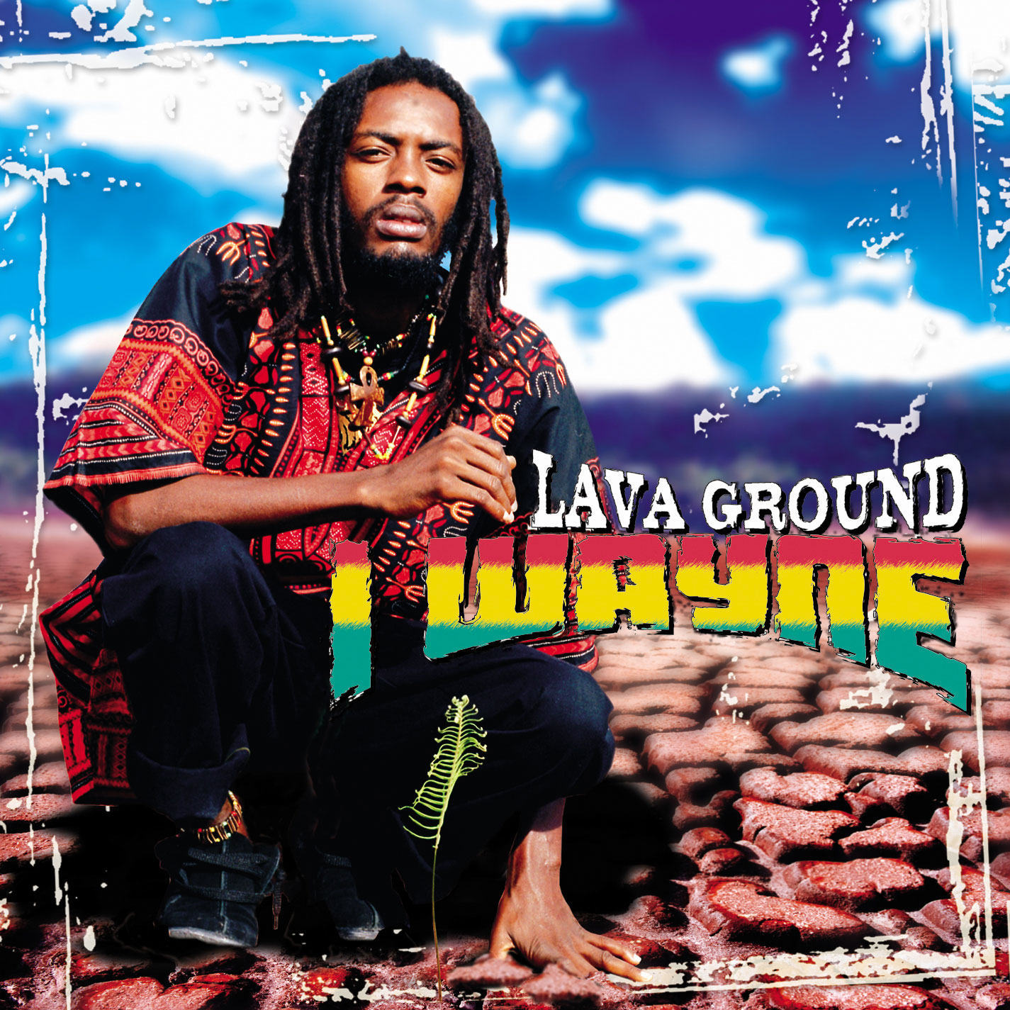 I Wayne – Lava Ground