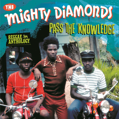 The Mighty Diamonds Pass The Knowledge Vp Records