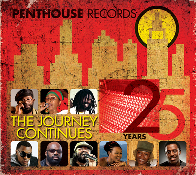 Penthouse Records 25 Years: The Journey Continues