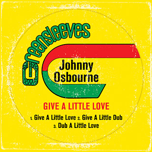 Johnny Osbourne – Give A Little Love
