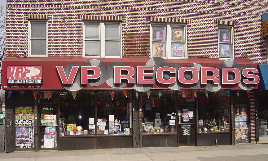 Our Stores | VP Records