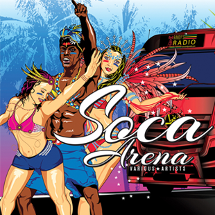 Soca Arena – Various Artists