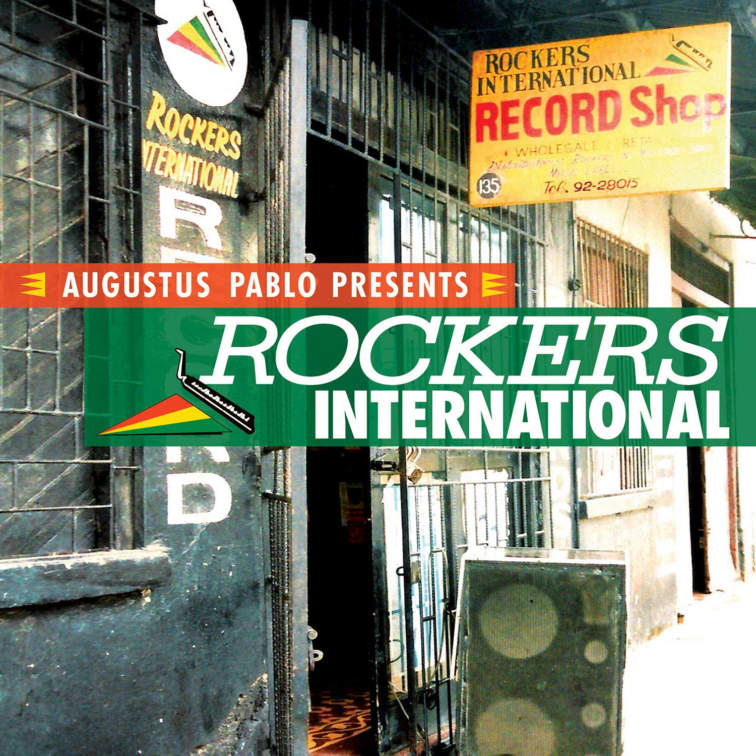 Presents Rockers International – Augustus Pablo