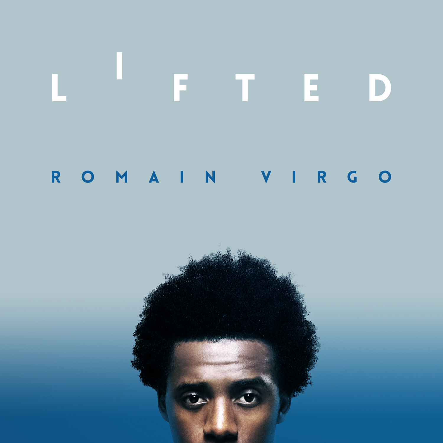 Lifted EP – Romain Virgo