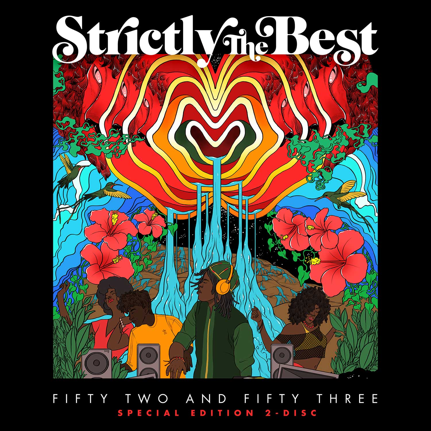 Strictly The Best Vol 52 & 53