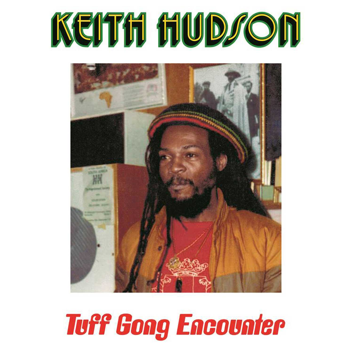 Tuff Gong Encounter – Keith Hudson