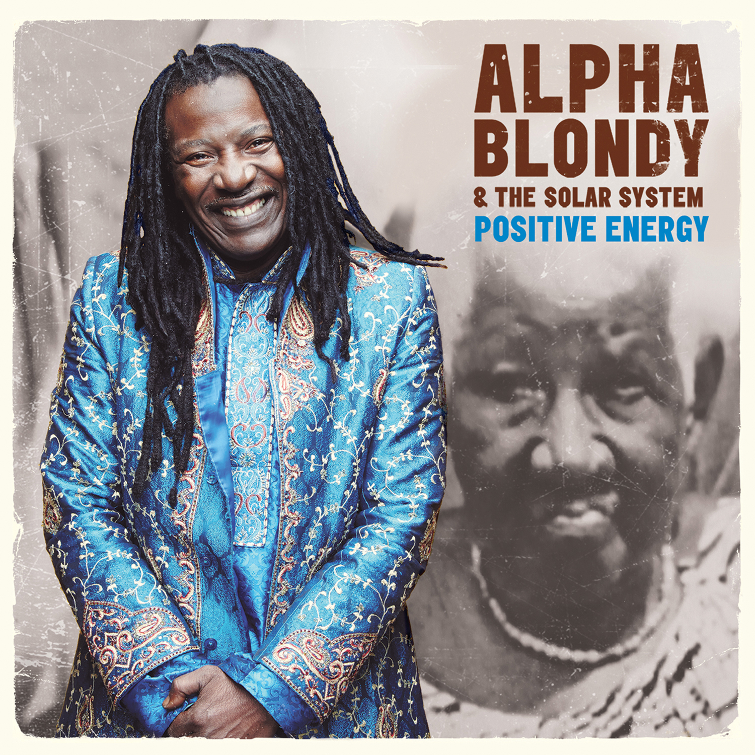 Positive Energy Alpha Blondy